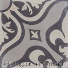 """Lancelot Gray"" Cement Tile"