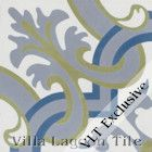 """Madeira Spring"" Cement Tile from Villa Lagoon Tile"