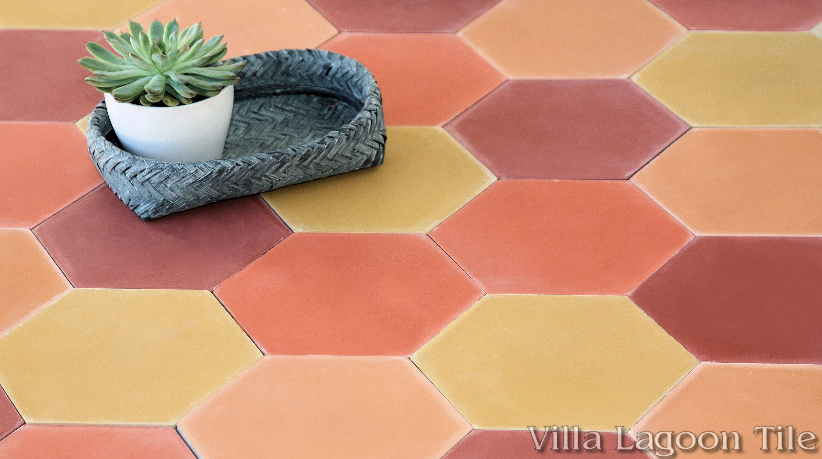 Cement Tile Color Palettes | Villa Lagoon Tile
