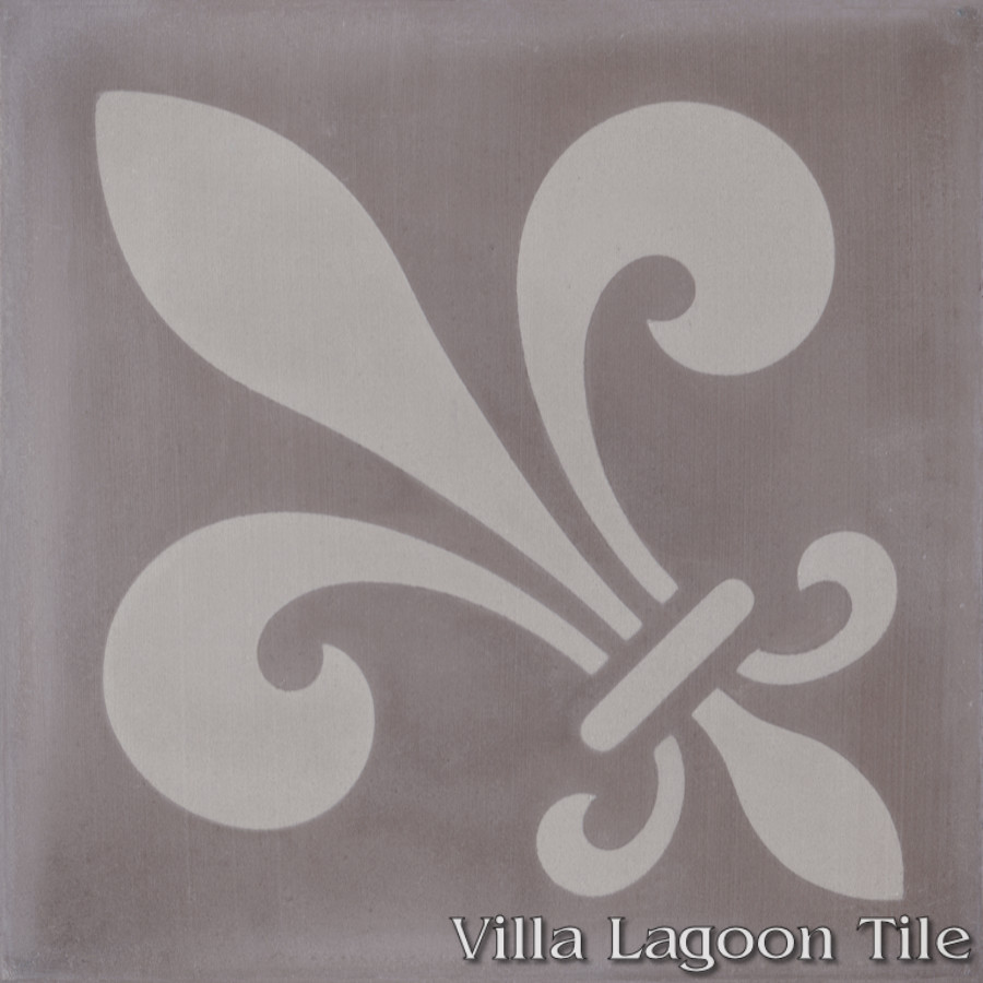 Fleur De Lis Tiles Home Design Ideas