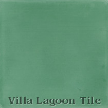 Solid Monte Verde Cement Tile, from Villa Lagoon Tile