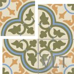 Roseton Summer in-stock tile.