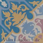 """Rumba Magnifico"" Cement Tile, from Villa Lagoon Tile."