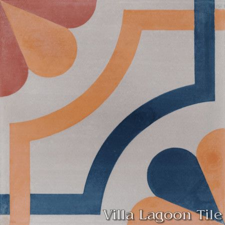 """Sicily"", from Villa Lagoon Tile."