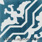 """Talia Twilight"" Cement Tile from Villa Lagoon Tile"