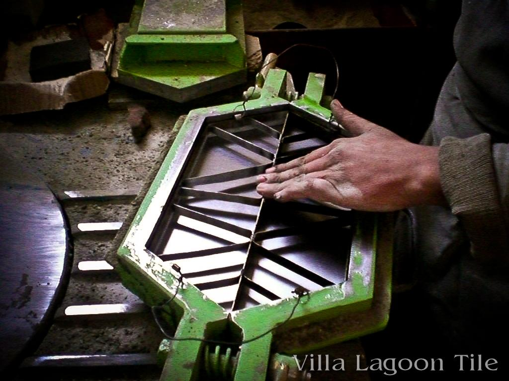 How Cement Tiles Are Made Video Villa Lagoon Tile - Custom ceramic tiles maker