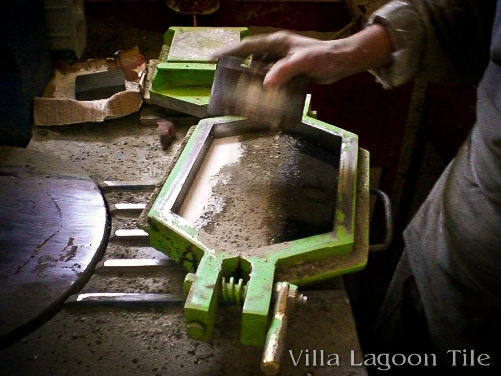 How Cement Tiles Are Made Video Villa Lagoon Tile
