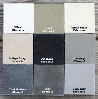 concrete tiles greys