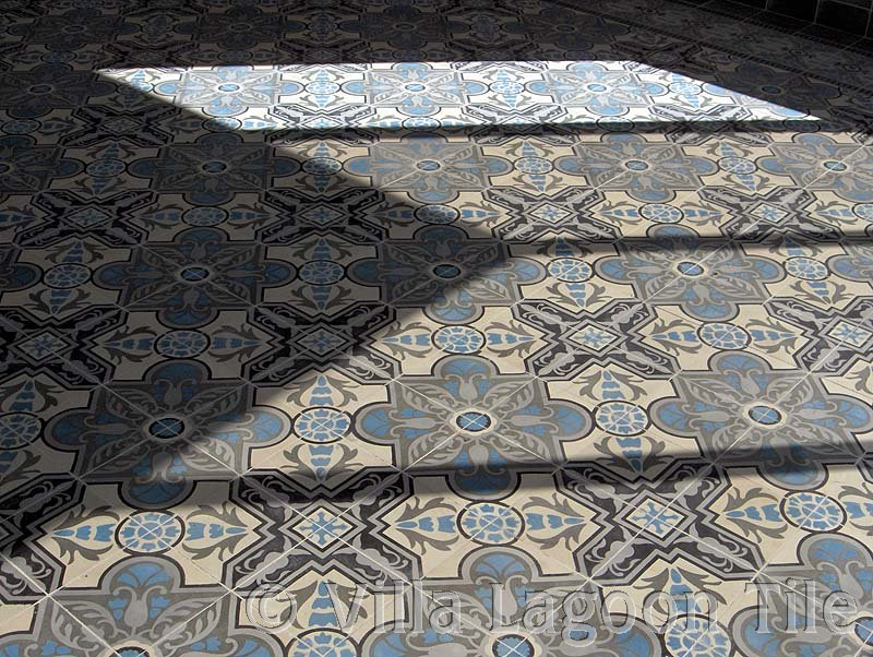 Cuban Heritage Tile Floor