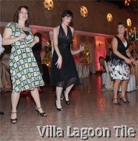 Cuban tile dance floor 2
