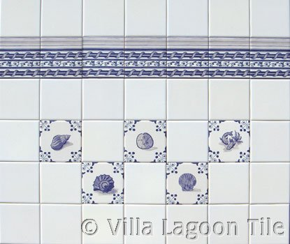 white and blue kitchen tile designs old world dutch
