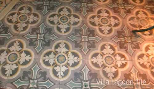 egyptian cement tile