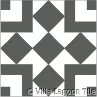 Fez and Marrakesh tile design