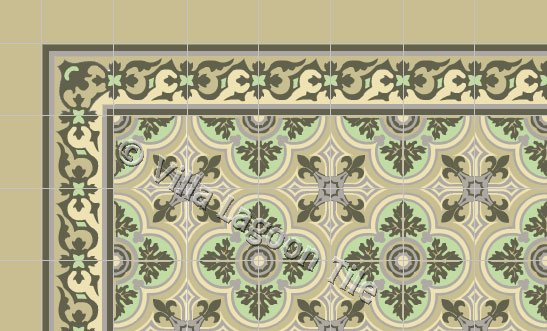 Mission Tile and Cunan Tile designs