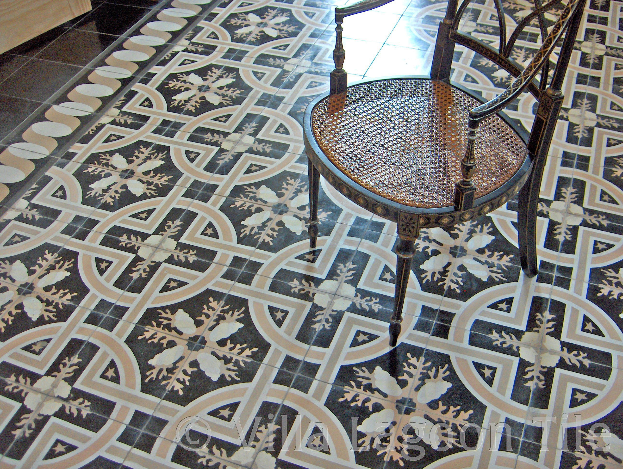 Cement Tile Installation Gallery Villa Lagoon Tile