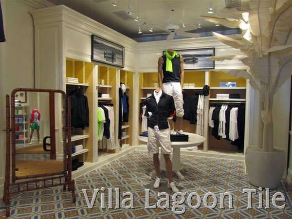 Tile Lagoon In LaurenRetail Cement Polo Ralph ProjectVilla 2WH9IYED