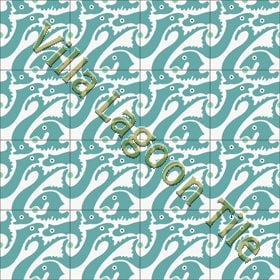 Jeff Shelton Grunion tile pattern