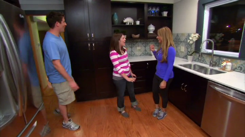 Our Cement Tile On Kitchen Crashers Tv Show Villa Lagoon