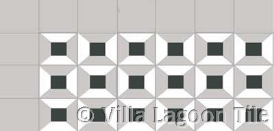 3 D looking floor tile