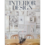 Cover of the Interior Design, January 2015