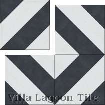 Modern floor tile from Original Mission Tile