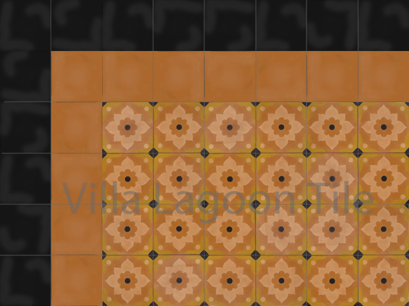 Omar cement tile moroccan tile group
