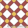mission tile patchwork