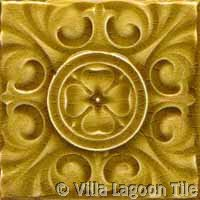 Historic tile for restoring bathrooms and kitchens