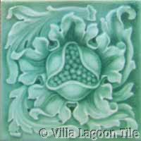 pomegranite historic tile