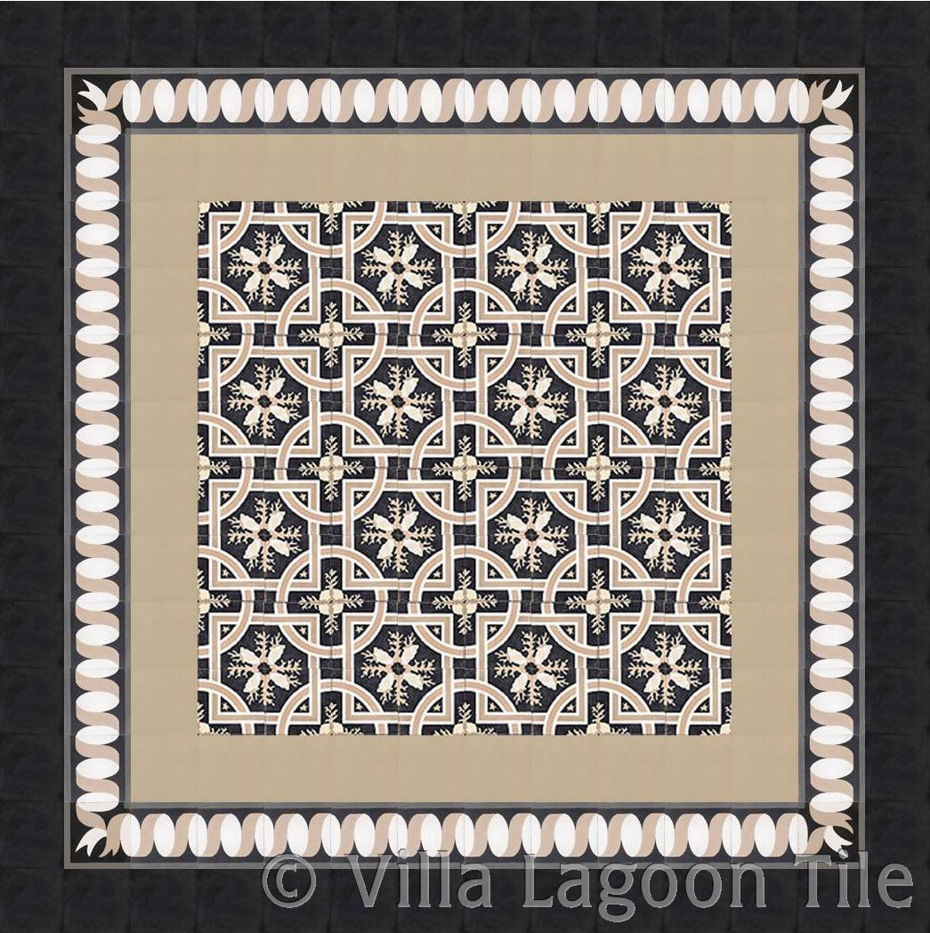 Floor Tile Designs See Photos Of Cement Installations