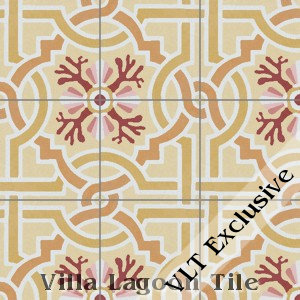 """Pattern"" Cement Tile"