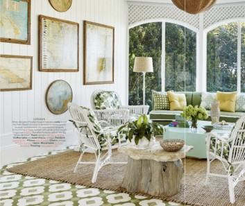 "Katie Fresco Cement Tile by Villa Lagoon Tile, for blog post ""Cement Tile Fresh for Summer""."