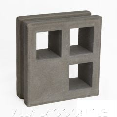 Antigua Breeze Blocks (Natural Gray)