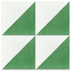 Man Overboard Green & White