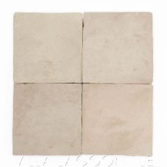Natural Unglazed Zellige, a Moroccan Mosaic Tile, from Villa Lagoon Tile.