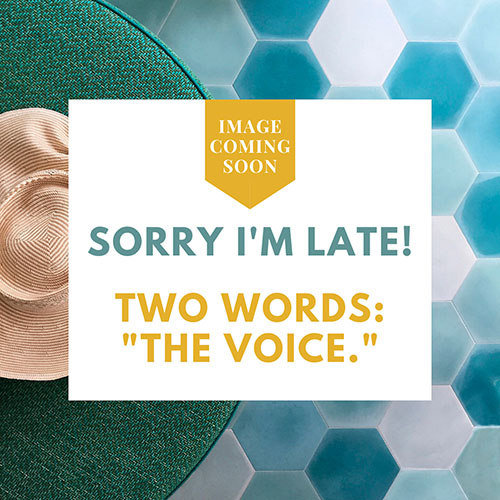 """Sky Blue"" Glazed Zellige, a Moroccan Mosaic Tile, from Villa Lagoon Tile."