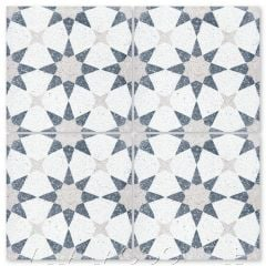 """""""Taza Classico Terrazzo"""" Moroccan Cement Tile, from Villa Lagoon Tile."""