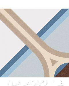 Montaner Azul Ceramic Tile