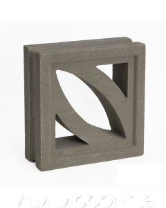 Cozumel Breeze Blocks (Natural Gray)