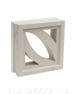 Cozumel Breeze Blocks (Natural White)