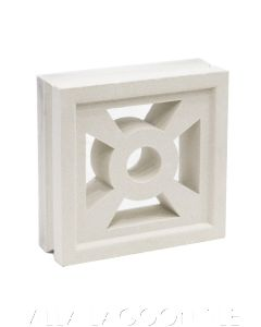 Fiji Breeze Blocks (Natural White)