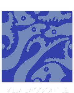 Grunion on Ultramarine