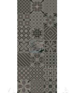 Patchwork Grafito Ceramic Tile