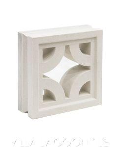 Samoa Breeze Blocks (Natural White)