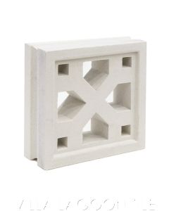 Tahiti Breeze Blocks (Natural White)