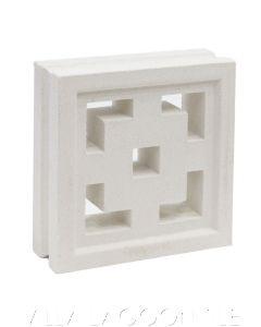 Tonga Breeze Blocks (Natural White)